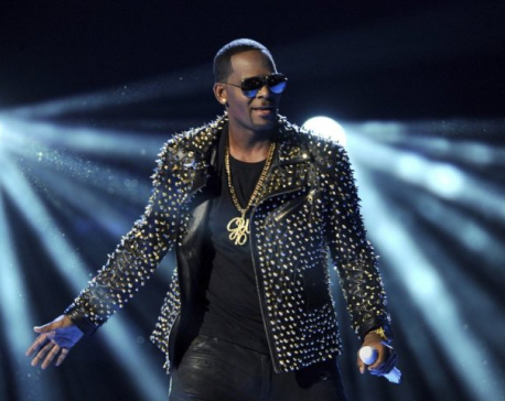 R. Kelly tells CBS 'I didn't do this stuff' in interview