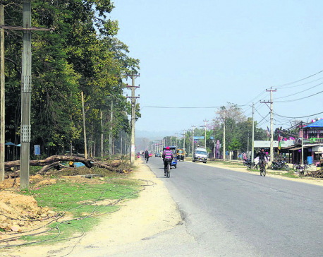 Two years on, 4.5-km bypass road sees no sign of completion