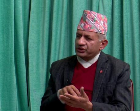 Nagarik Frontline: Nepal's Foreign Minister, Pradeep Kumar Gyawali