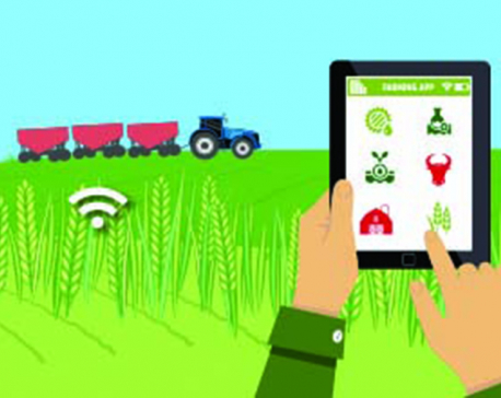 Making agriculture smart