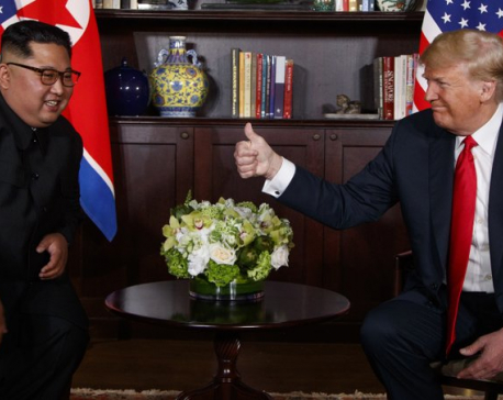 What everyone wants at the Trump-Kim summit