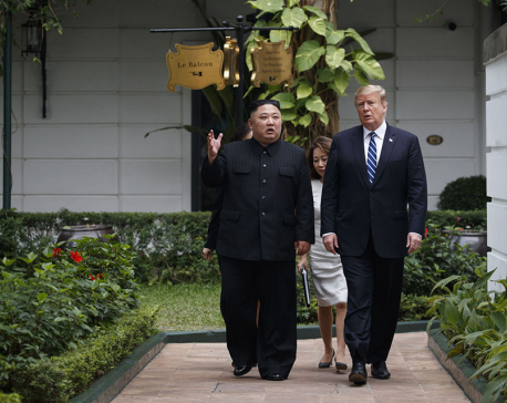 White House: Trump, Kim summit ends without reaching a deal