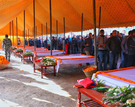 Prez, Veep to pay tribute to chopper crash victims