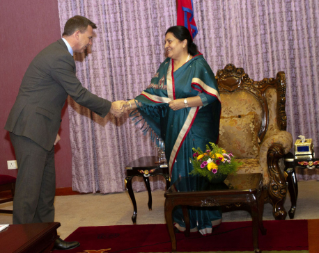 UK commits continued support to Nepal's socio-economic development