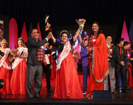 'Mrs Nepal Glam' kicks off