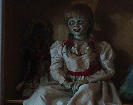 First trailer of 'Annabelle Comes Home' is here and it will creep you out!
