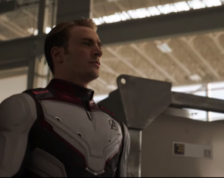 'Avengers: End Game' new trailer released