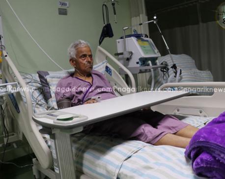 Leader Adhikari's health condition critical