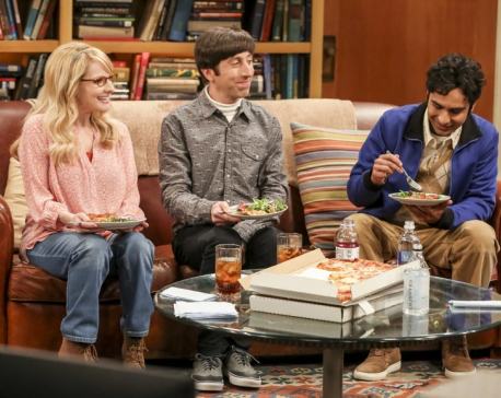 CBS' 'Big Bang Theory' has season high as end nears