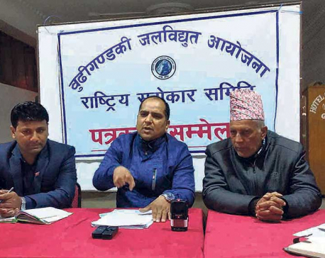Locals demand immediate settlement of compensation
