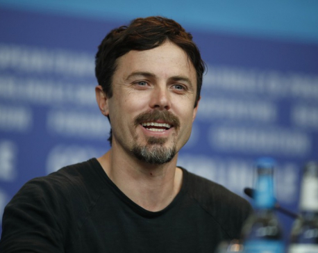 Casey Affleck's new film explores fatherhood in world without women