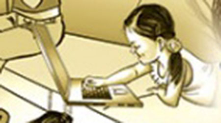 Growing internet addiction among kids: a headache for society