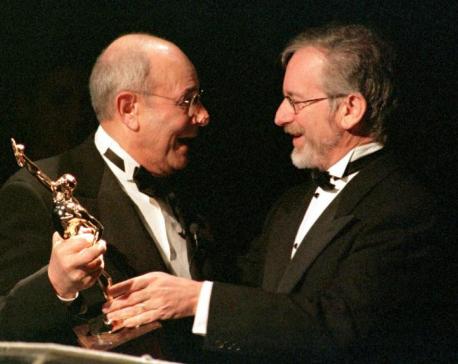 Director Stanley Donen, famed for landmark film 'Singin' in the Rain,' dies at 94