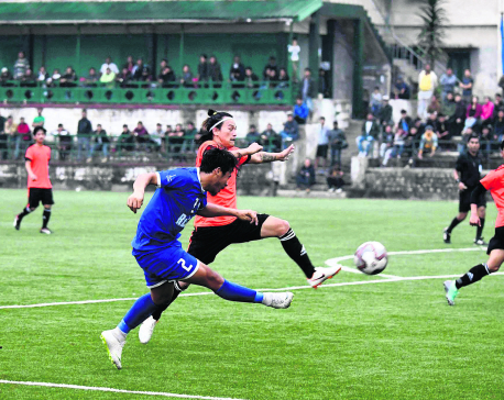Three Star beats United Brothers to enter Jigme Dorje final