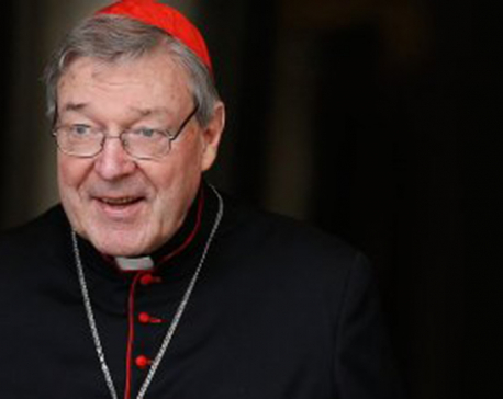 Vatican treasurer convicted of sexually abusing 13-year-old boys