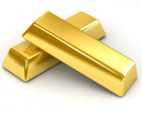 Govt ups customs duty on gold by Rs 2,000 per tola