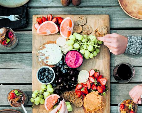 Good food habits for good health
