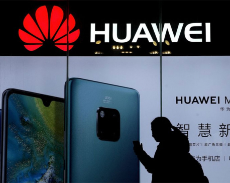 China accuses US of trying to block its tech development