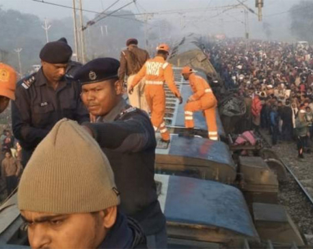 Six dead, several injured after train derails in India