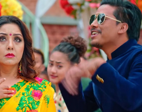 'Maya Pirim' of 'Jatrai Jatra' released