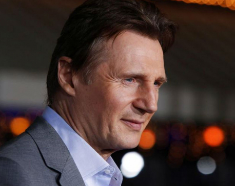 Red carpet event for Liam Neeson movie scrapped after revenge remarks