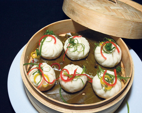 Soaltee hotel  restaurant offers Chinese special on Chinese New Year