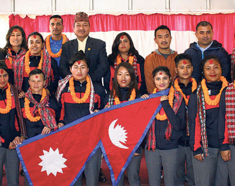 Nepal Vs. Thailand: Nepal fields first
