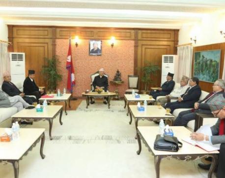 NCP calls for secretariat meeting