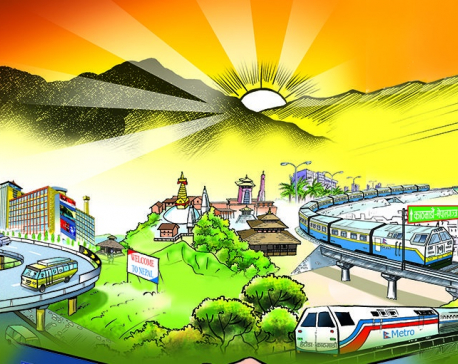 Prosperous Country, Happy Nepalis