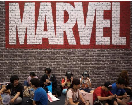 Marvel to make four animated superhero series for Hulu