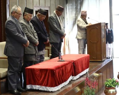 Rabindra Adhikari was dragged into  wide-body scam, says PM Oli