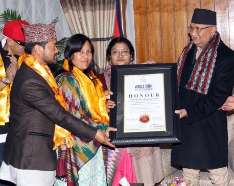Safalta HIV Sikshya Sadan receives World's first School with Identity