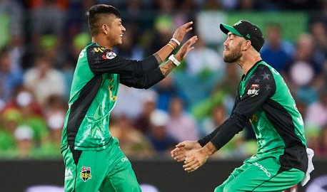 Sandeep Lamichhane returns for BBL clash with heat