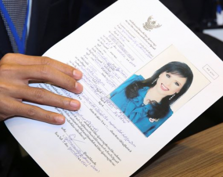 Party that nominated Thai princess for PM faces ban after king's rebuke