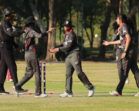 Thailand defeats Nepal by 57 runs
