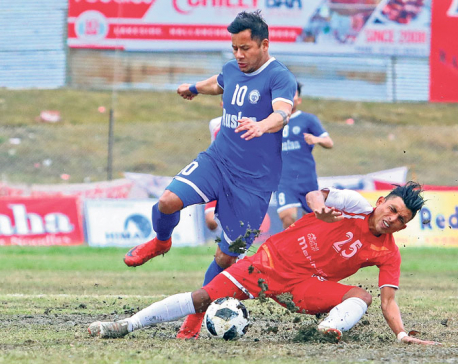 Three Star enters Aaha Rara final after penalty shootout win over APF