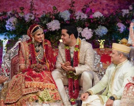 Big fat Indian wedding of Aakash Ambani and Shloka Mehta