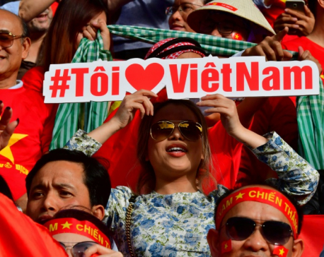 Boundless energy and 'Uncle Park' - why Vietnam is dreaming of the World Cup