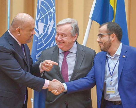 Yemen's warring parties agree on initial redeployment - U.N.
