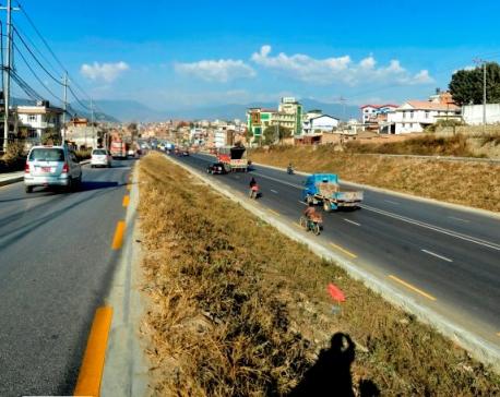 China hands over Koteshwor-Kalanki road to Nepal