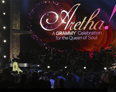 Aretha Franklin honored with star-studded tribute concert
