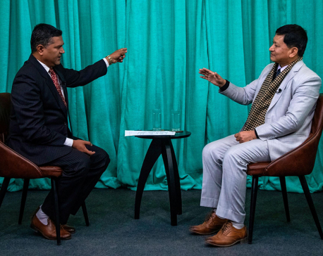 Monorail service will start during my tenure: Mayor Shakya (with video)