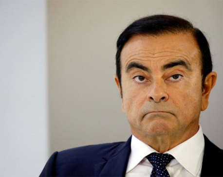 Nissan's Ghosn offers to wear electronic ankle tag for bail