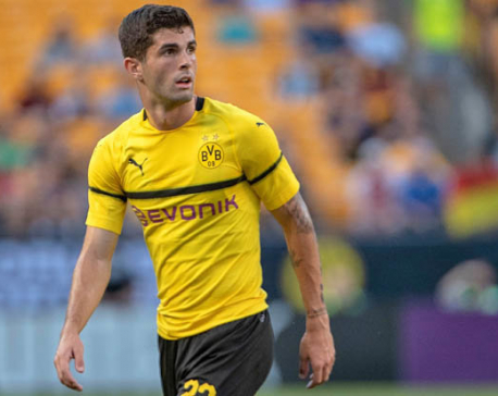 Chelsea Sign Liverpool & Man Utd Target Christian Pulisic In £57.6m Deal