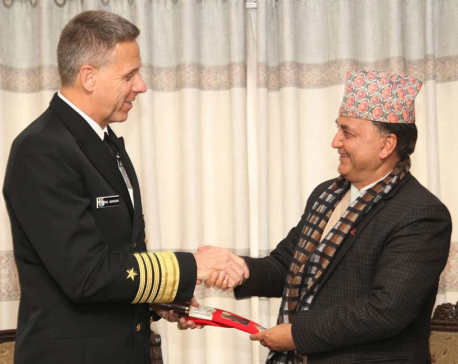 US concerned about peace in Indo-Pacific region, says US Admiral Davidson