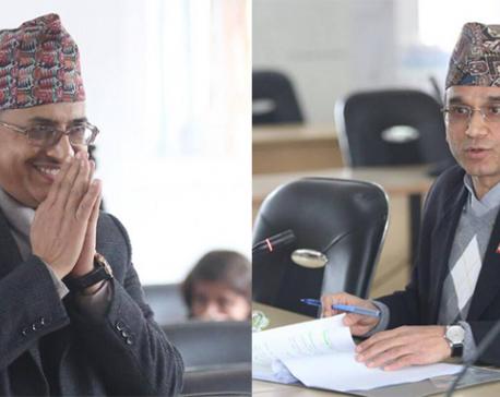 Adhikari, Dhakal endorsed as ambassadors to France, Thailand