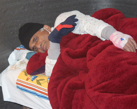 Civil society members urge gov't, political parties to save life of Dr Govinda KC