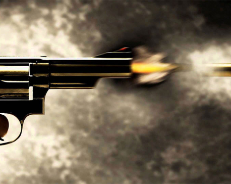 Smuggler snatches police pistol and fires shot in Butwal; one smuggler injured