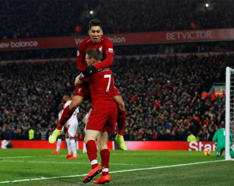 Liverpool win 4-3 thriller as Man United triumph again