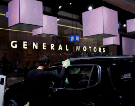 GM, Ford quarterly China sales slide again amid economy woes
